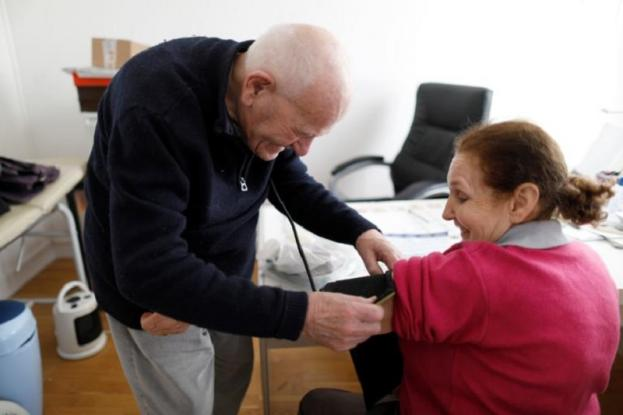 Γιατρός 98 ετών