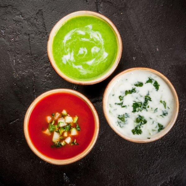 Η δίαιτα της σούπας: Πλάνο 2 εβδομάδων για να χάσεις 3 κιλά από τη διαιτολόγο Κάλλια Γιαννιτσοπούλου